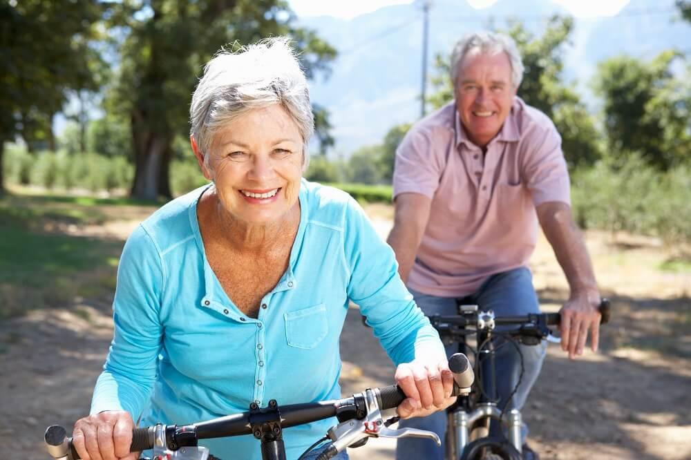Wie bleibe ich im Alter fit?