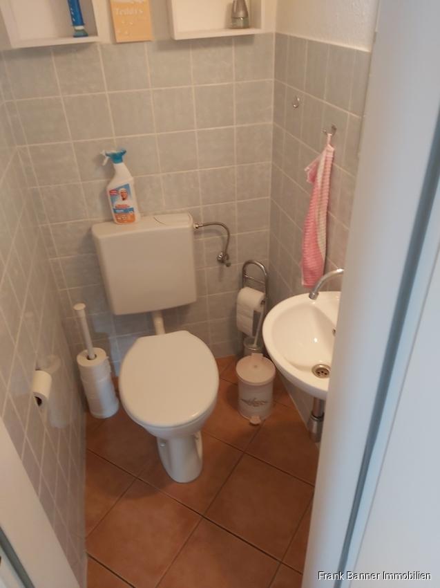 Alt-Erkrath: ZENTRAL WOHNEN 3 Zimmer mit Balkon - WC